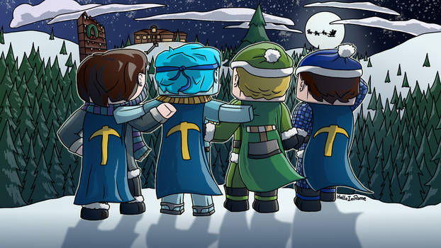 Christmas ADVENTure 2013
