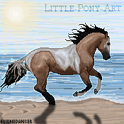 little-pony-art Pixel tag| Trade by impassioned-dreams