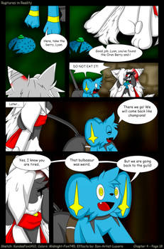 PMD - Ruptures in Reality - Chapter 4 - Page 18