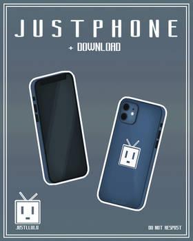 [MMD] JustPhone (Smartphone) [+Download]