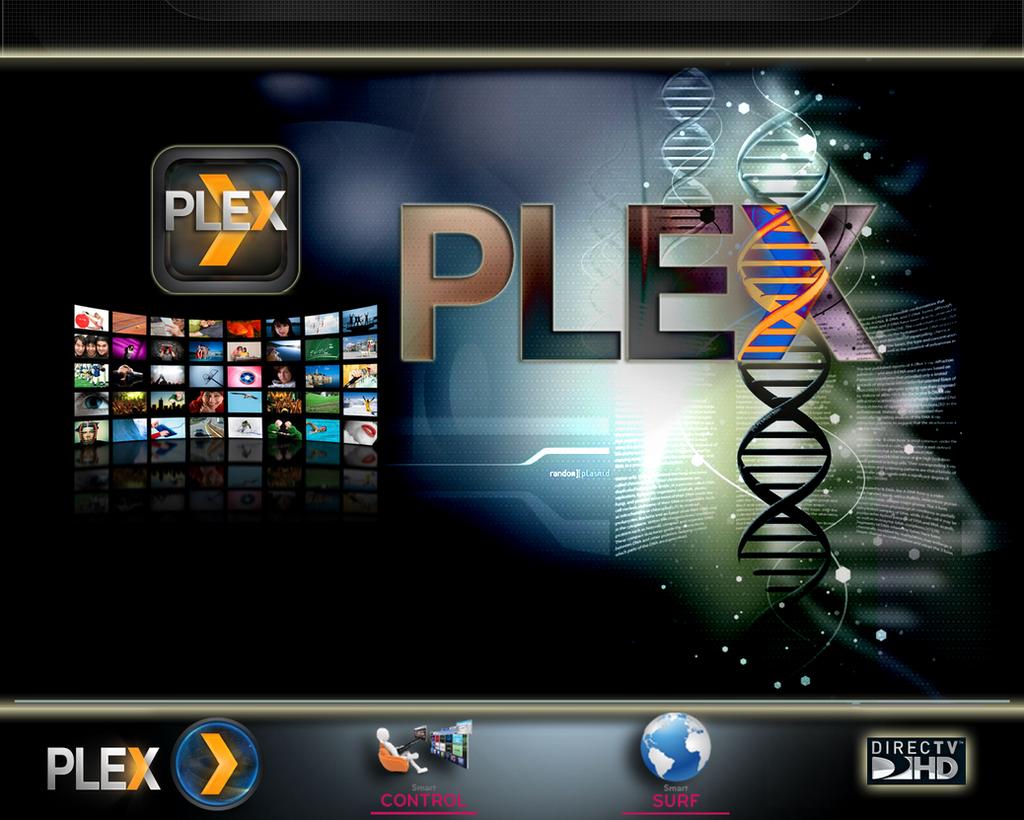 Plex Online Wallpaper - Plex Home Cinema Backdrop by ~ obergruppen