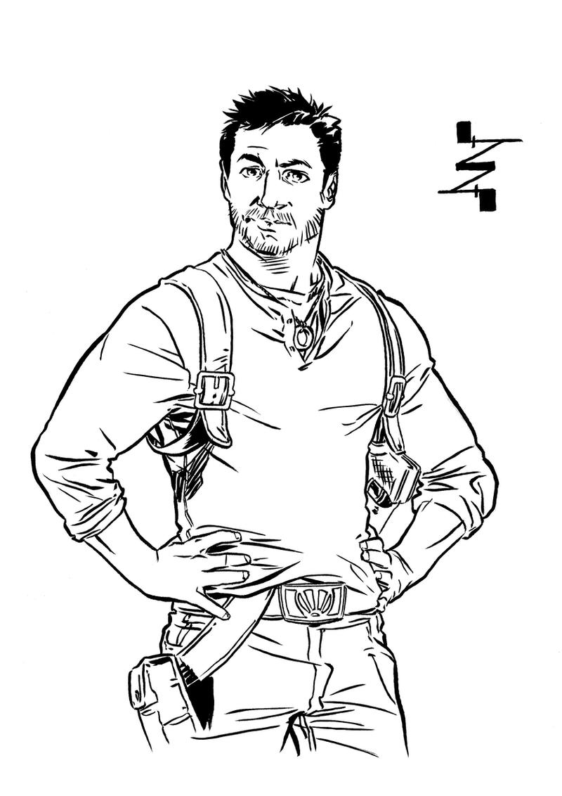 nathan coloring pages - photo#31