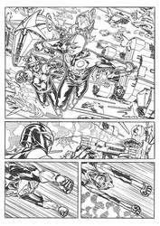 Nova page 1 by AlbertoNavajo