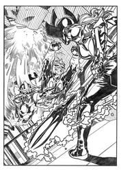 Nova page 3 by AlbertoNavajo