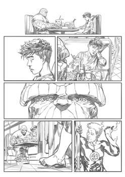 Fantastic Four page 2