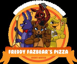 Freddy Fazbear's Pizza Logo