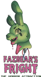 Fazbear's Fright:: T-shirt