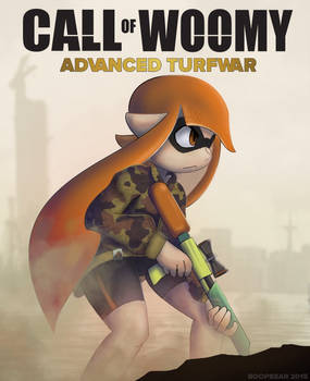 CALL OF WOOMY: ADVANCED TURFWAR
