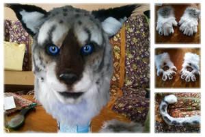 Khajiit Close-up(Sold) by Plus3Defense