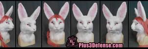 Feminine padded full rabbit suit 2015