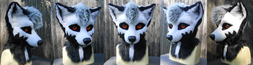 Wolf Partial 2015 by Plus3Defense