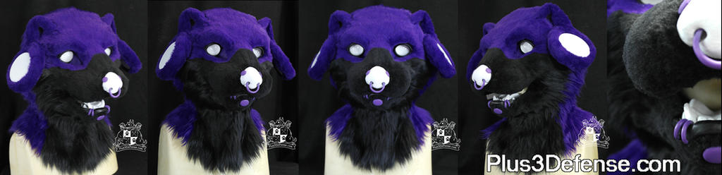 Nelson Otter Partial by Plus3Defense