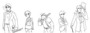Character Sheet - WIP by Dakazis-Bro