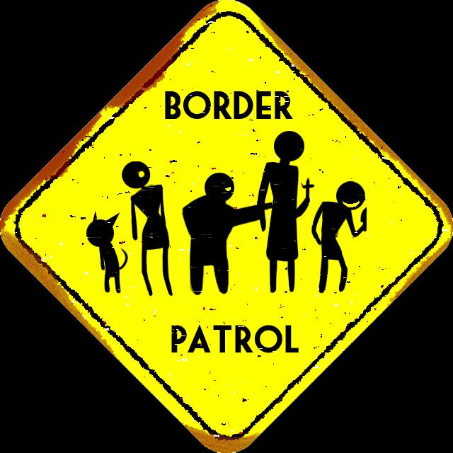 Border Patrol - Logo by Dakazis-Bro