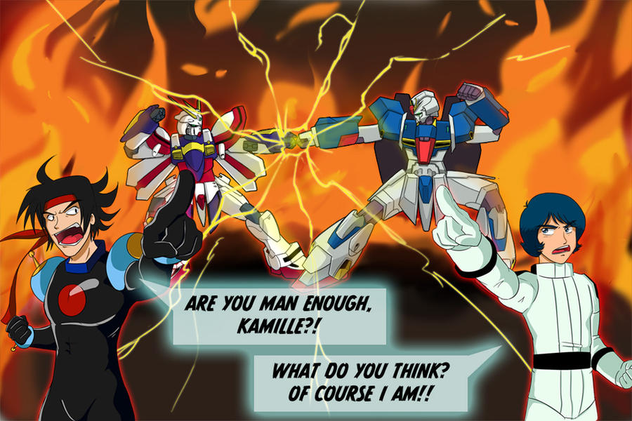 Random mecha anime image thread 9th issue page 13 for Domon online