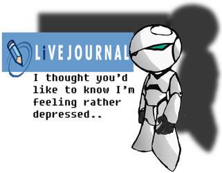 Marvin Needs A Livejournal by Dakazis-Bro