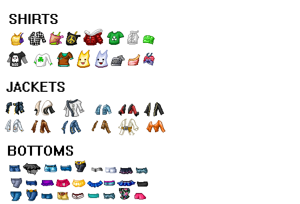 Free Fantage Pack 1 By Duhbetch On Deviantart
