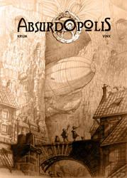 Absurdopolis cover by Absurdostudio-Krum