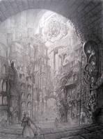 chronopolis WIP 06 by Absurdostudio-Krum