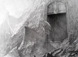 north gate...again by Absurdostudio-Krum