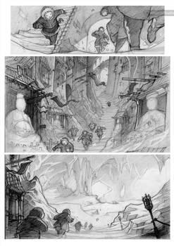 chronopolis comic page