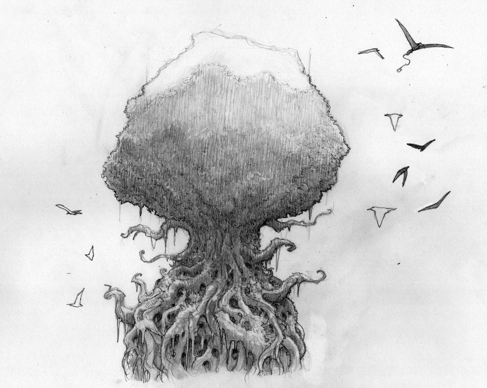 Tree for O2 Teaser by Absurdostudio-Krum