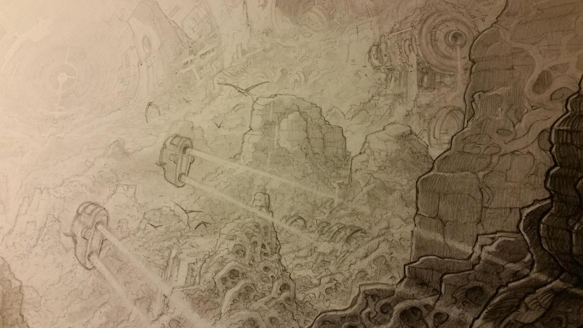 The Valley 1.1 detail by Absurdostudio-Krum