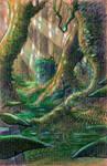 Jungle doodle