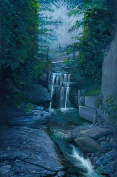 Gorges du Chauderon (near Montreux CH)