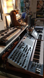 Synths workplace