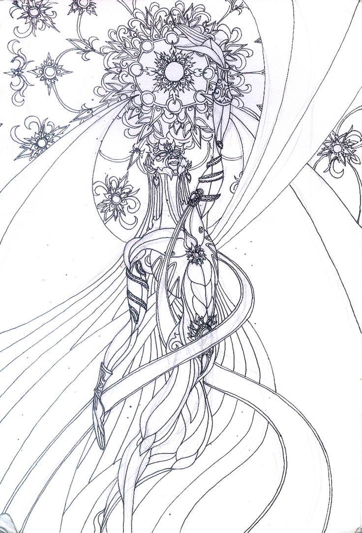 Angel's Ascension by Alamat-ng-Lakan