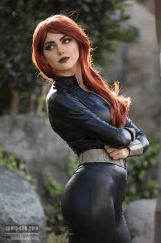 FlickrBlack Widow Cosplay by Sequoia