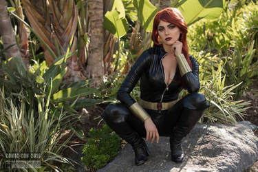 FlickrBlack Widow Cosplay by Sequoia - 1