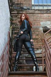 Dat Black Widow: cosplaygirls