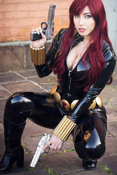 Black Widow Cosplay By Danielle Vedovelli