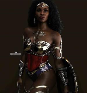 Nubia - Black Wonder Woman