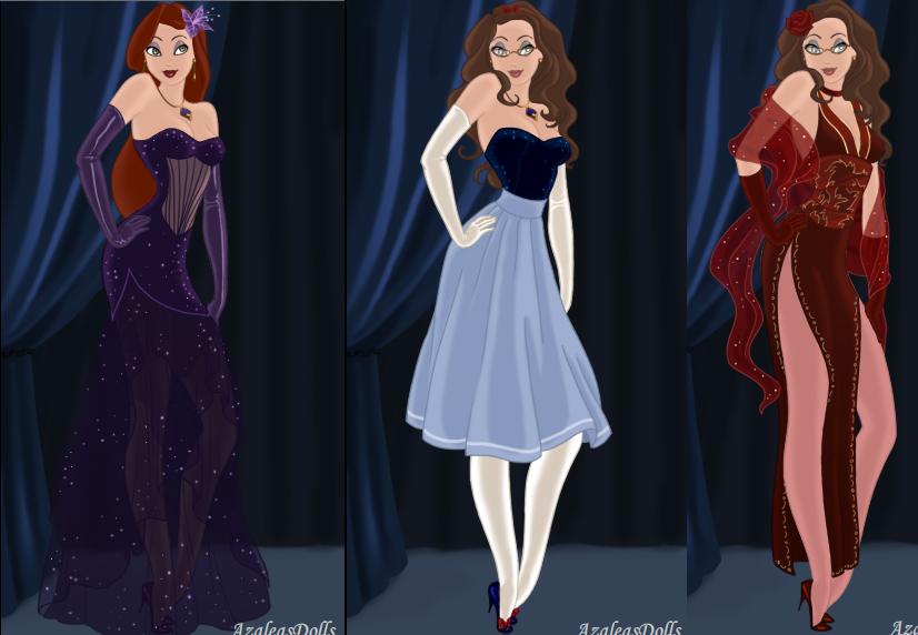 Jessica Rabbit Designs by CooperGal24 on DeviantArt