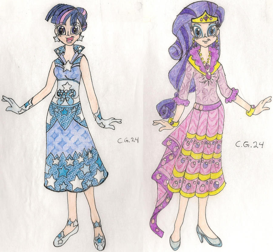 My Little Fashion Designs by CooperGal24