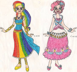 My Little Fashion Designs 3 by CooperGal24