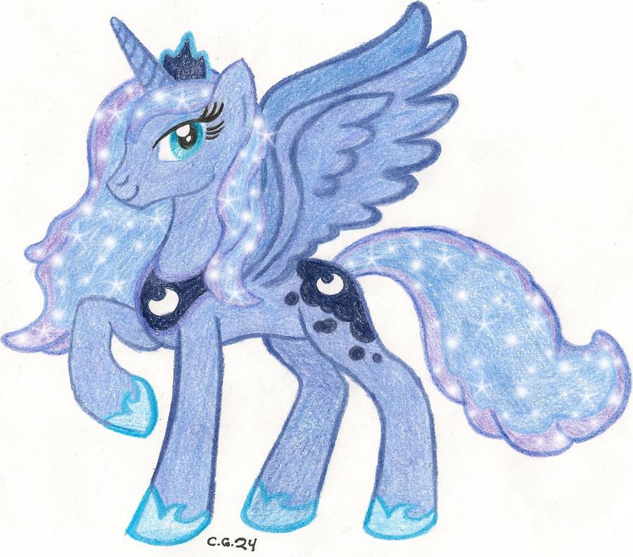 Princess Luna by CooperGal24