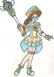 Magical Girl Erin by CooperGal24