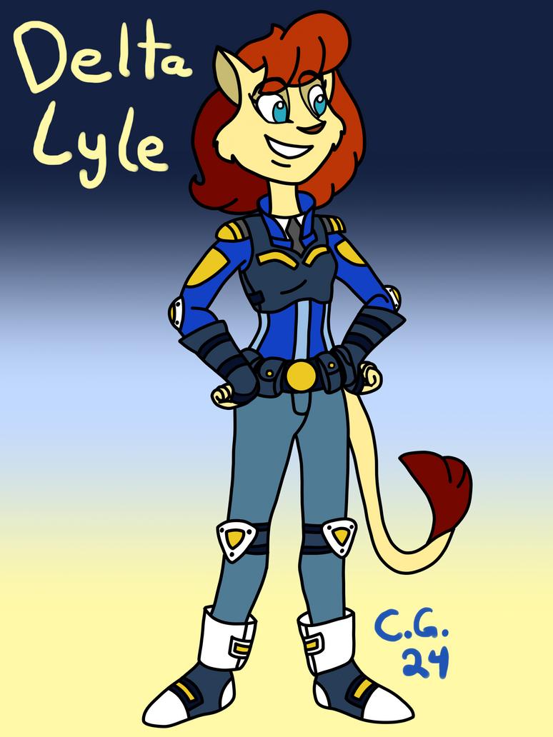 Delta Lyle by CooperGal24
