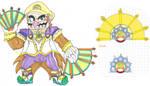 Magical Hero Wario by CooperGal24