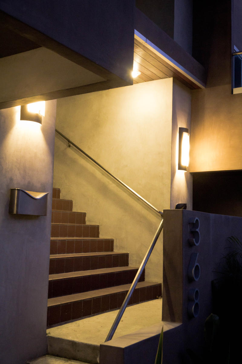 Hidden Stairway by NoltaN