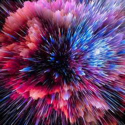 Space season 1 (8/10) - Nebula/Galaxy by Shark90art