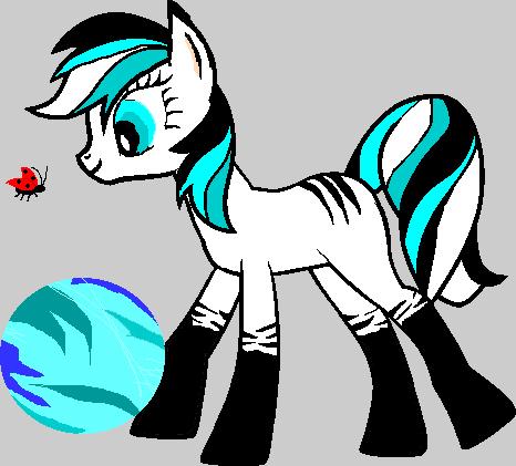Minty Candy Aomi Pony by AomiArmster