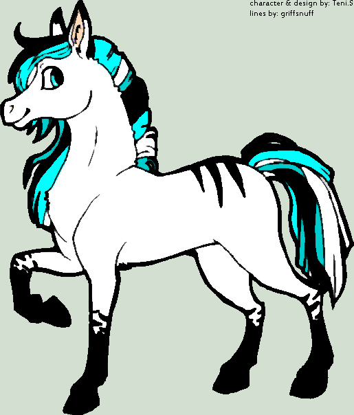 Minty Candy : Horsey Horsey Aomi by AomiArmster