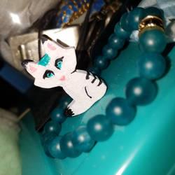 Aomi Fox Charm by AomiArmster