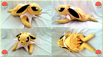 Large Jolteon Plush