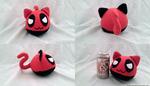 Deadpool Kitty Mochi